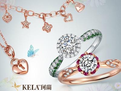 玫瑰金戒指多少钱呢