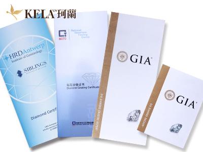 钻石gia证书与国检证书有哪些差异