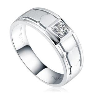 结婚男的戒指谁买 选择什么款式