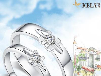 看情侣戒指图片挑选适合自己的戒指