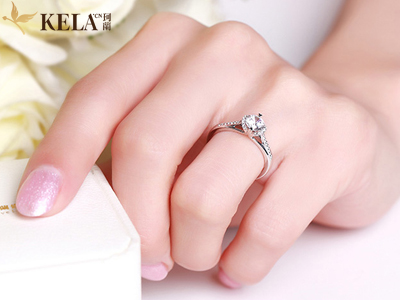 男女戒指的戴法和意义 结婚戒指的款式挑选