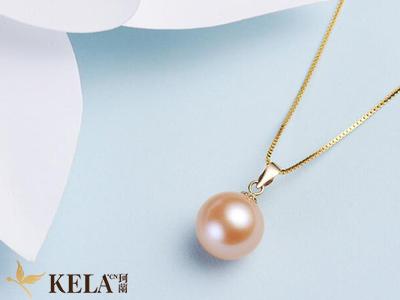 周大福珍珠项链怎么样呢