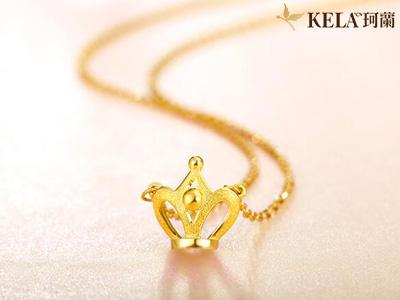 黄金项链款式及价格哪个好看