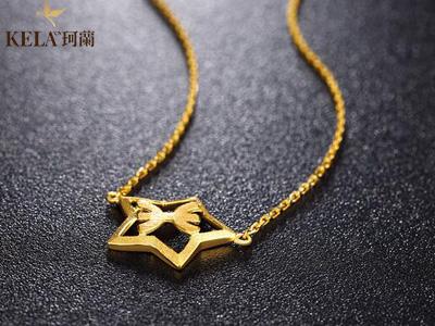 星座黄金项链是什么