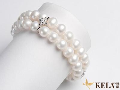 天然珍珠手链多少钱呢