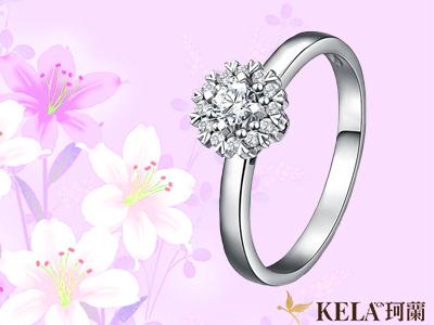 结婚钻石戒指戴哪个手指