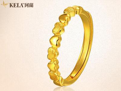 黄金戒指会变形吗