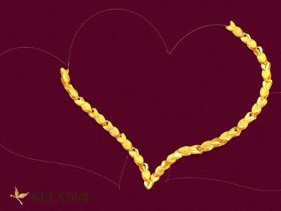 黄金手链多少钱一克