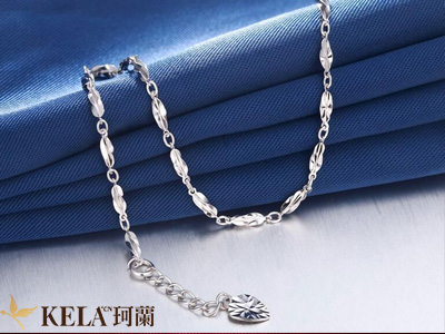 珍贵稀有铂金手链保养