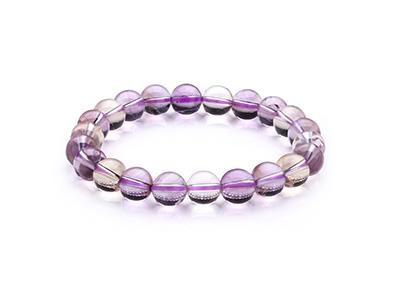 天然紫水晶手链价格受哪些因素影响
