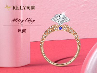 钻戒婚戒怎么戴 结婚戒指如何挑选