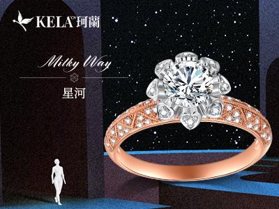 一般结婚钻戒价位是多少 结婚买多大的钻戒