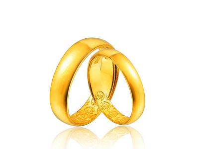 纯金戒指的保养