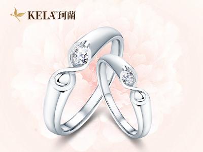 蒂芙尼的情侣对戒要多少钱 好看的情侣钻石对戒