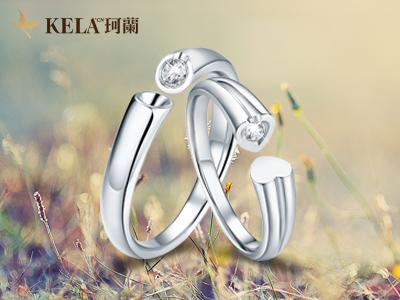 情侣对戒寓意 浪漫的情侣戒指款式