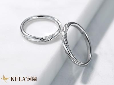 如何挑选合适的铂金女戒 铂金婚戒款式