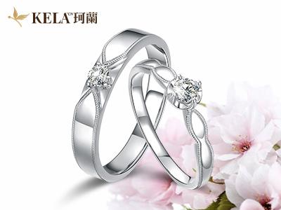 适合学生买的情侣戒指