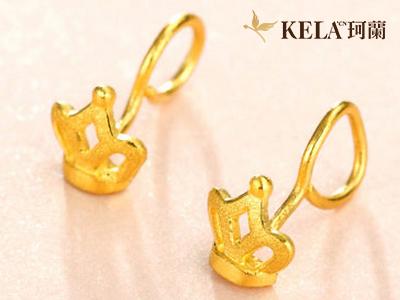 有哪些黄金耳环款式