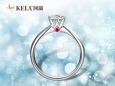 订婚了戒指怎么戴