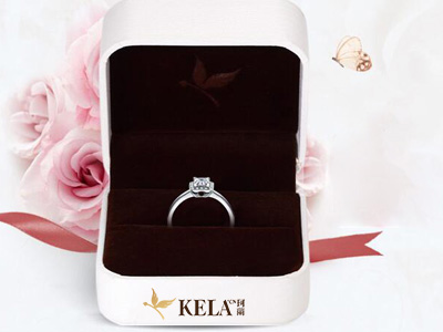 雪花鉆戒 結婚鉆石戒指款式