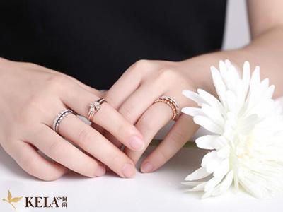 女士黄金戒指图片大全颠覆对金戒指的印象