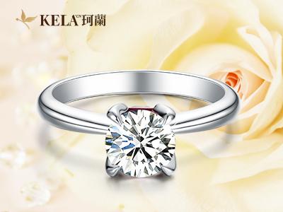 pt950铂金戒指价格是多少 铂金素戒和铂金钻戒