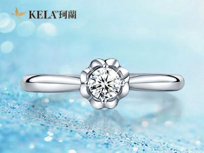 现在钻石的价格是多少 钻石戒指一般多少钱