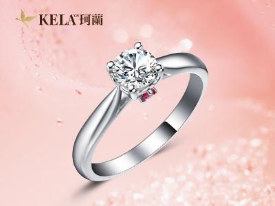 14分钻石戒指多少钱