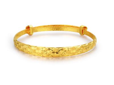 黄金饰品 送人的好礼物