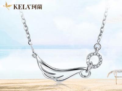 珂兰钻石白金项链多少钱 时尚的钻石项链款式
