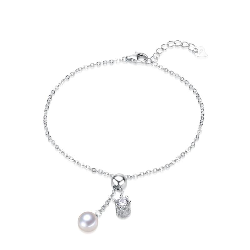 玲珑 S925珍珠手链