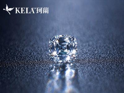 钻戒价格及图片 珂兰铂金钻石戒指款式