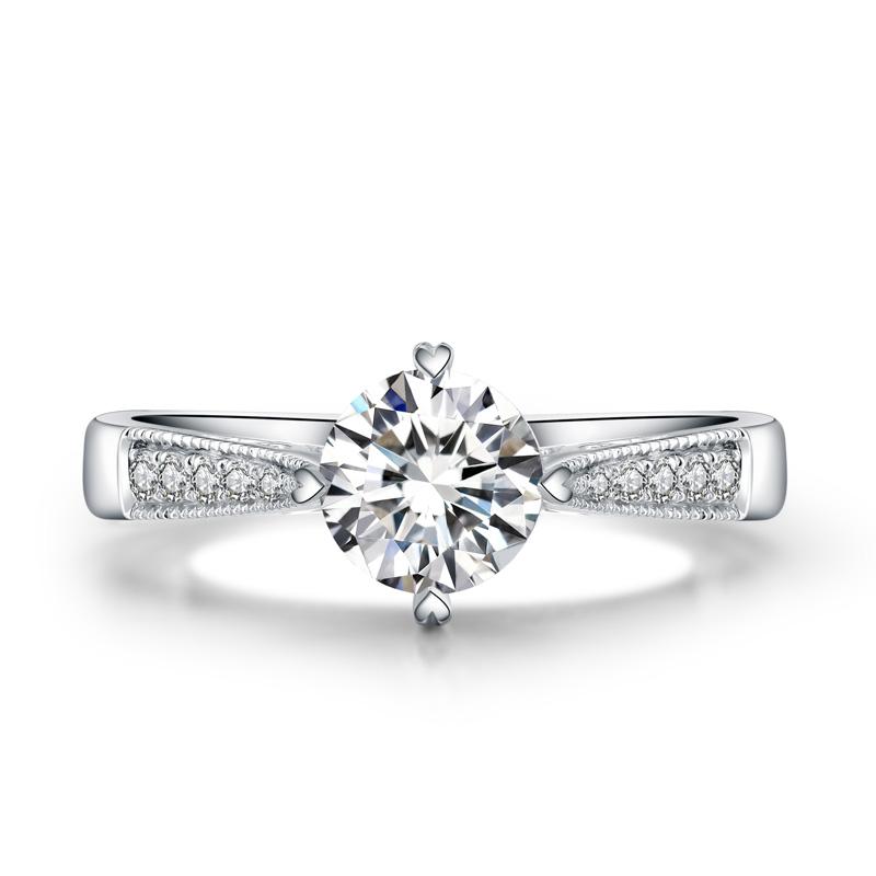 伯爵夫人 18K金钻石女戒 结婚钻戒
